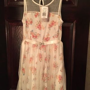 Floral Easter Dress NWT